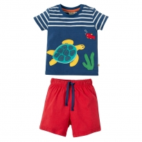 Frugi Turtle Porthleven Outfit