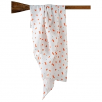 My First Frugi Little Rockpool Muslin Swaddle