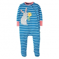 Frugi Rabbit Swoop Babygrow