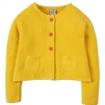 Frugi Sunshine Milly Swing Cardigan
