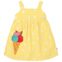 Frugi Ice Cream Jess Party Dress