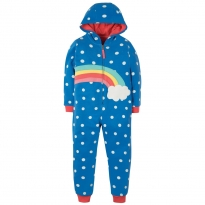 Frugi Rainbow Big Snuggle Suit