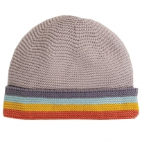 Frugi Soft Rainbow Harlow Knitted Hat