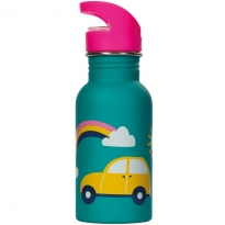 Frugi Rainbow Roads Splish Splash Bottle