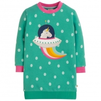 Frugi Unicorn Eloise Jumper Dress