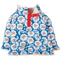 Frugi Baa Baa Little Snuggle Fleece