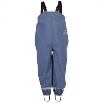 Frugi Blue Puddle Buster Trousers