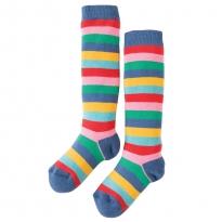 Frugi Happy Rainbow Firefly Socks
