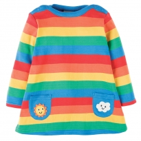 Frugi Rainbow Dress