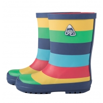 Frugi Rainbow Puddle Buster Wellies