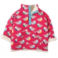 Frugi Robins Little Snuggle Fleece