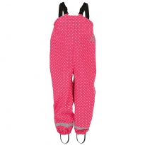 Frugi Raspberry Puddle Buster Trousers