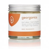 Georganics Kids' Natural Toothpaste - Red Mandarin 60ml