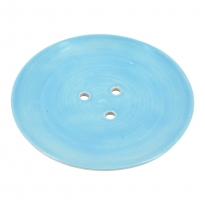 Glosters Soap Dish - Water Blue