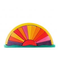 Gluckskafer Yellow Sunray Arch