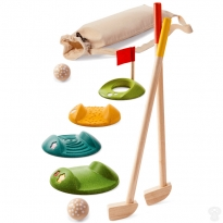 Plan Toys Mini Golf Full Set