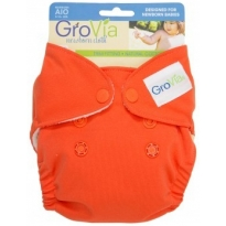 GroVia Newborn Cloth Nappy