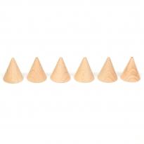 Grapat Extras Natural Cones x 6
