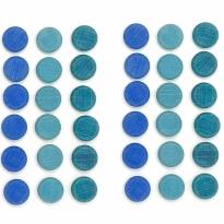 Grapat 36x Mandala Mini Coins