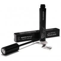 Green People Volumising Brown Mascara 7ml