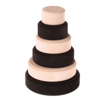 Grimm's Small Monochrome Conical Tower