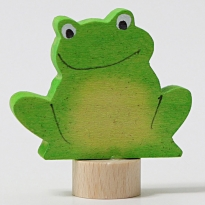 Grimm's Frog 1 Decorative Figure