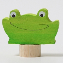 Grimm's Frog 2 Decorative Figure