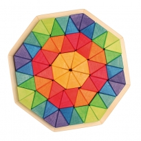 Grimm's Large Octagon Puzzle