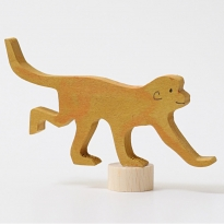 Grimm's Monkey Decorative Figure