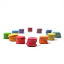 Grimm's Rainbow Confetti Dots