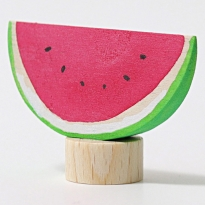 Grimm's Watermelon Decorative Figure