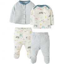 My First Frugi Harvest Time 4-Piece Set