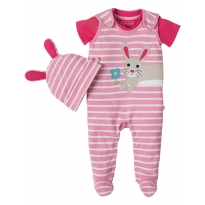 Frugi Rabbit Snuggle Baby Gift Set