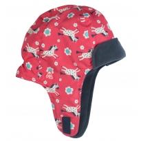 Frugi Daisy Horses Adventure Hat