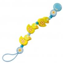 Haba Duck Dance Pacifier Chain
