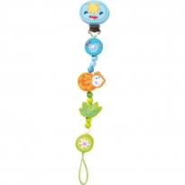 Haba Pacifier Chain Friends of the Enchanted Forest