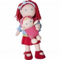 Haba Dolls Rubina with Baby