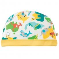 Frugi Animal Map Lovely Hat