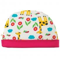 Frugi Giraffe Meadow Lovely Hat