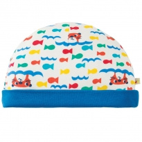 Frugi Otter Splash Lovely Hat