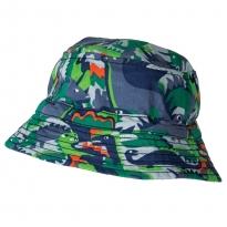 Frugi Dino Camo Toby Hat
