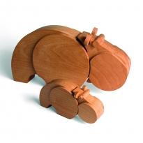 Wodibow Hipu the Hippopotamus