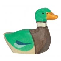 Holztiger Swimming Drake