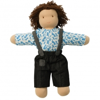 Hoppa Oliver Little Waldorf Doll 26cm