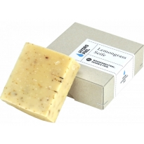 Lemongrass Solid Shampoo & Body Bar by Hydrophil