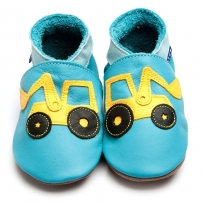 Inch Blue Digger Turquoise Shoes