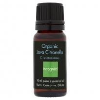 Incognito Organic Java Citronella Oil 10ml