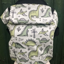 Integra Size 1 Dino Regular Strap Baby Carrier