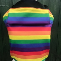Integra Size 1 Rainbow Regular Strap Baby Carrier
