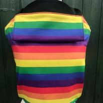 Integra Size 2 Rainbow Shorter Strap Baby Carrier